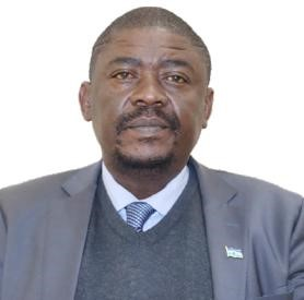 Honourable Keketso Sello